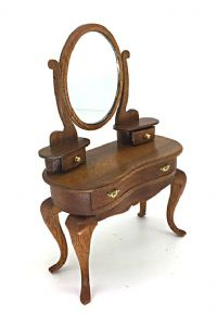 80. Kidney-Shaped Dressing Table